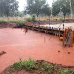 RAAF Tindal Concrete Works 3 — Concreting in Marlow Lagoon, NT